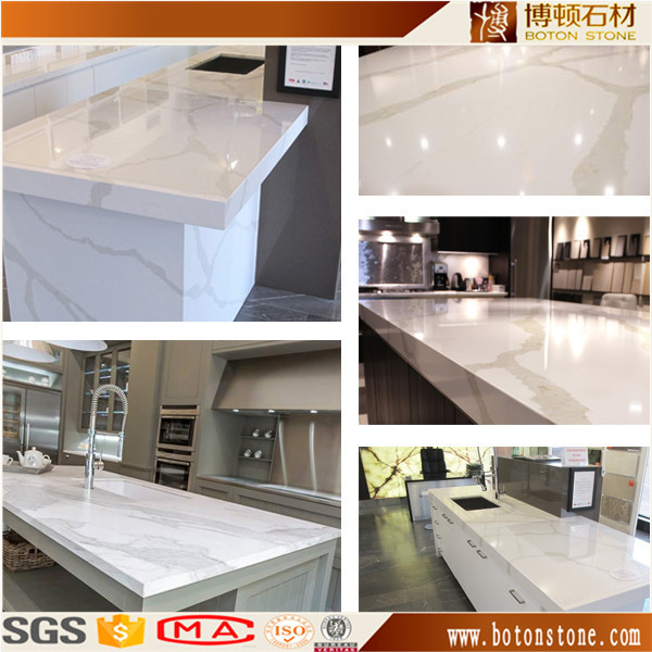 Wholesaler cheap price artificial stone precut laminate countertops
