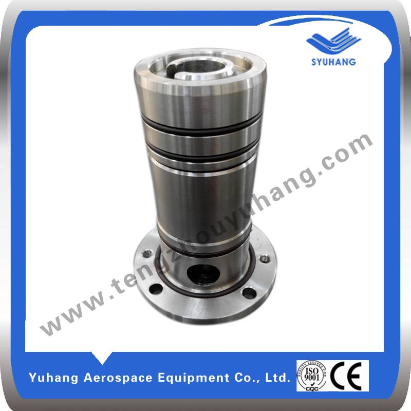 Water coolant rotary joint for Steel mills casting machine