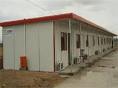 Reassembling Type Gable/Roof Type Prefabhouse