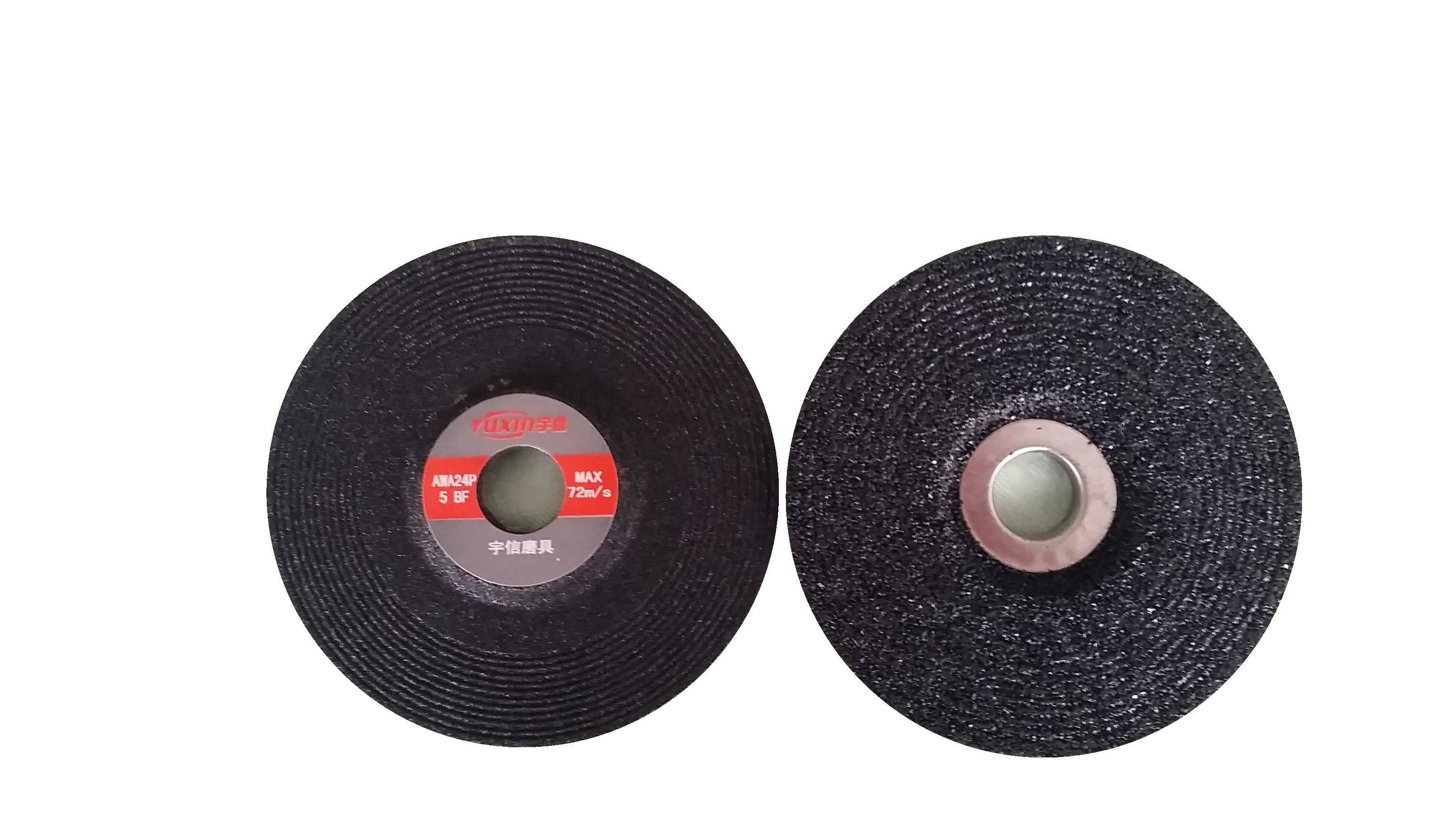 Good Quality Abrasive Tools T27 Grinding Wheel