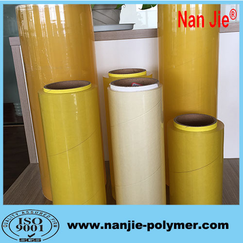 Nan Jie jumbo roll pvc food grade stretch film rolls price