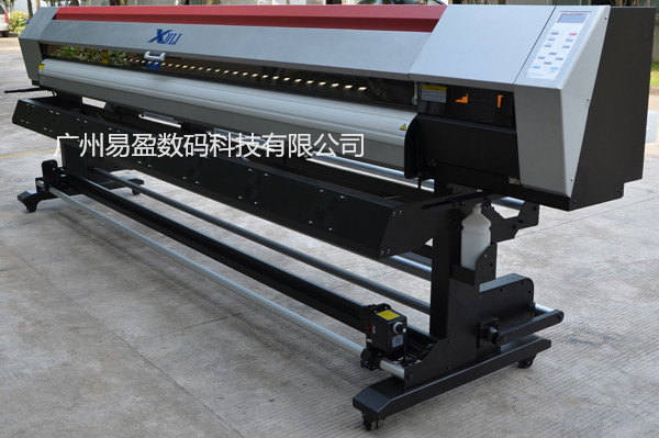 Large Format Eco Solvent Printer For Banner And Sticker Printing Advertising Machine