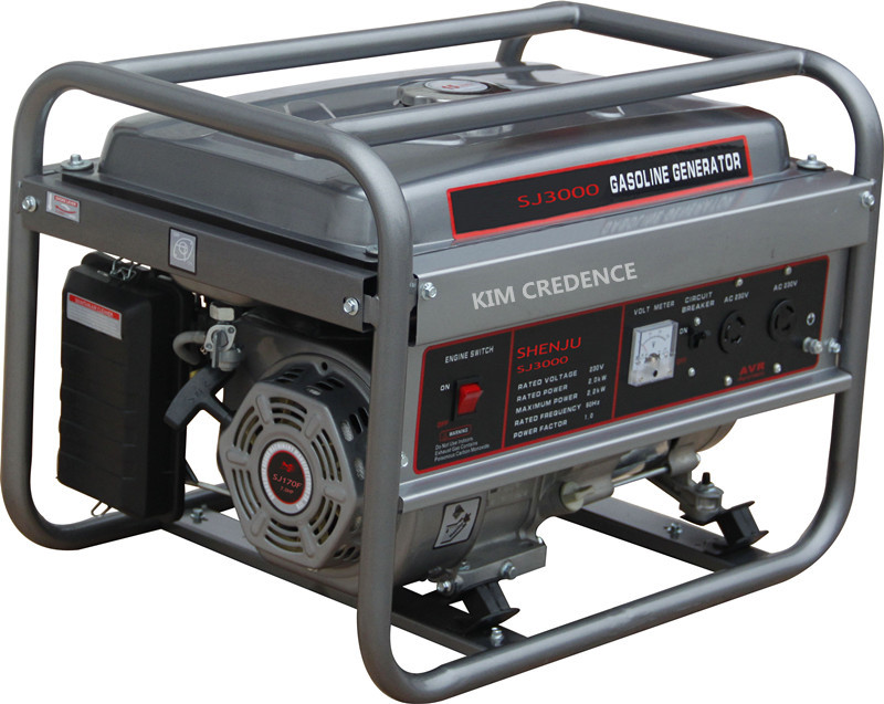 2.5KW Gasoline generator sets with high quality