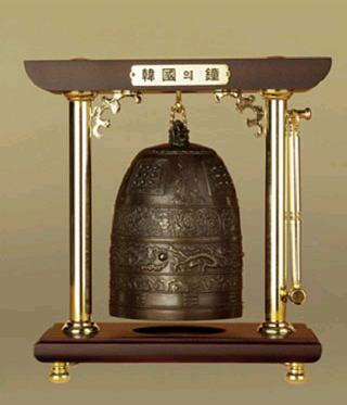 Miniature bell (Model Number : Heinsa Bell)