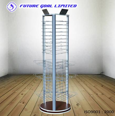 Sunglasses Display Stand / Rotation Display Rack / Hat Display Rack