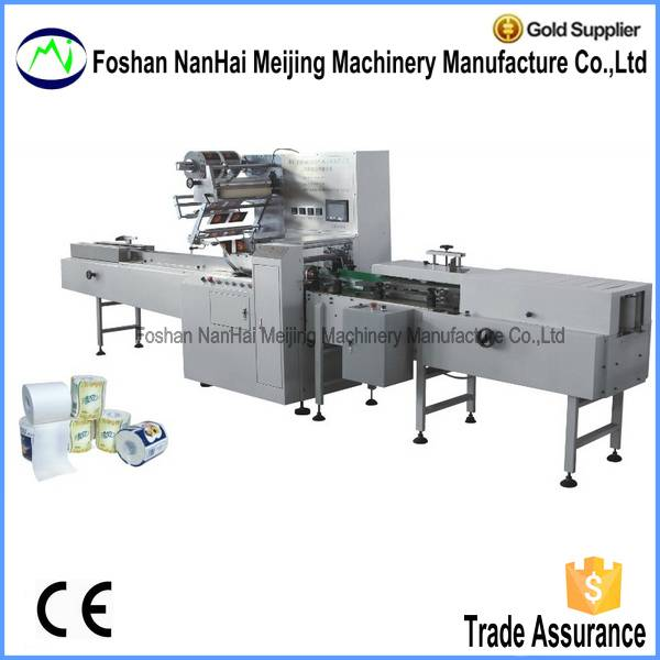 Full Automatic Toilet Roll Packing Machine