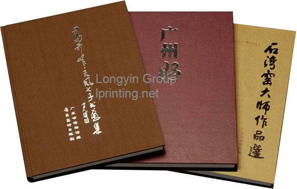 Hardcover Book Printing Service,Hot Stamping Cover Hardcover Book Printing