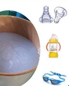 High Transparent Liquid liquid silicone rubber