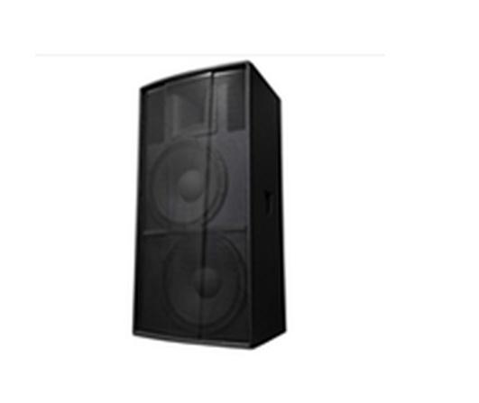 F25 Double 15 inch full frequency professional speaker /engineering speaker