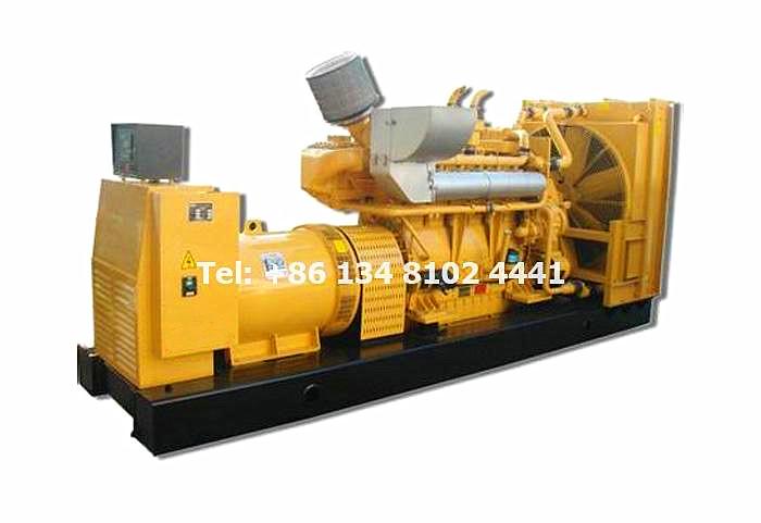 300KW 375KVA Deutz Diesel Generator