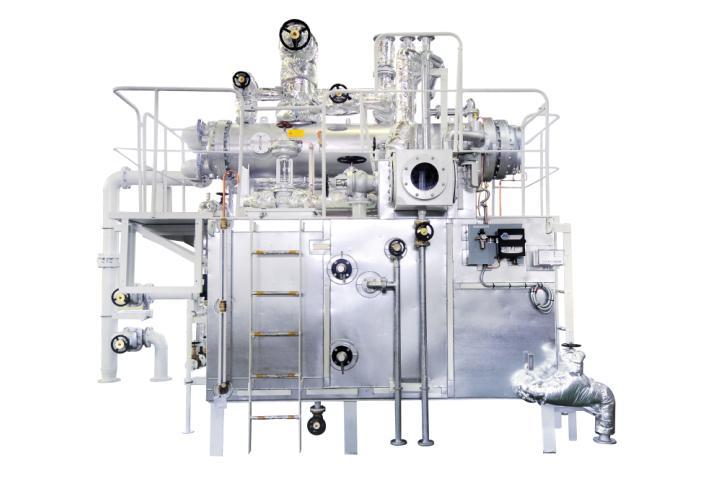 Boiler Feed Water Filter Tank Unit