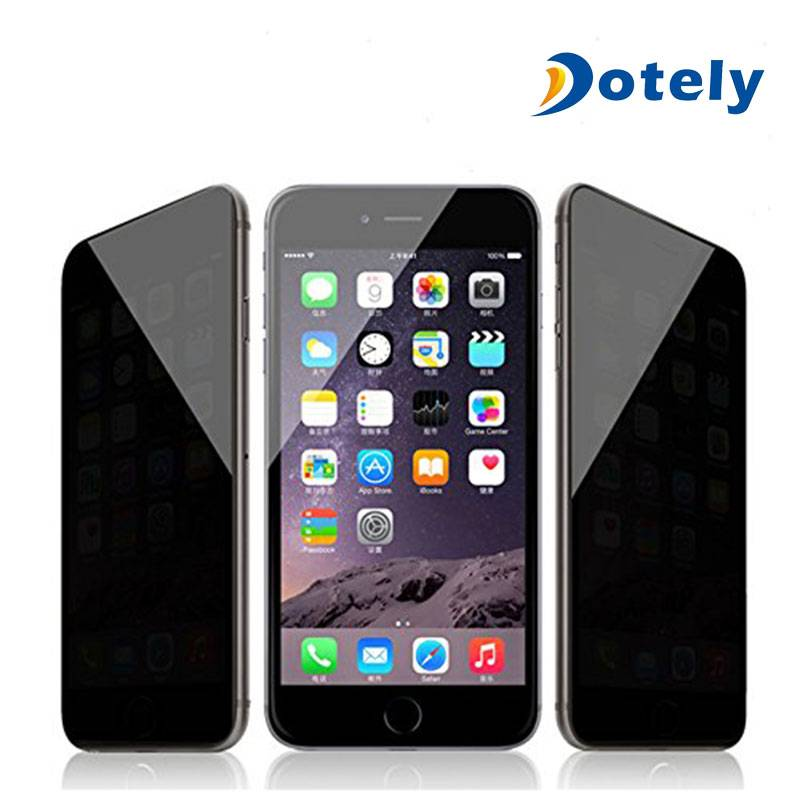 Privacy Anti-Spy Screen Protector for iPhone5S/6/6s/6plus