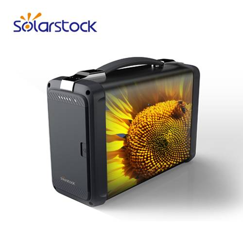 Portable Solar Generator with Home System Hot Sale