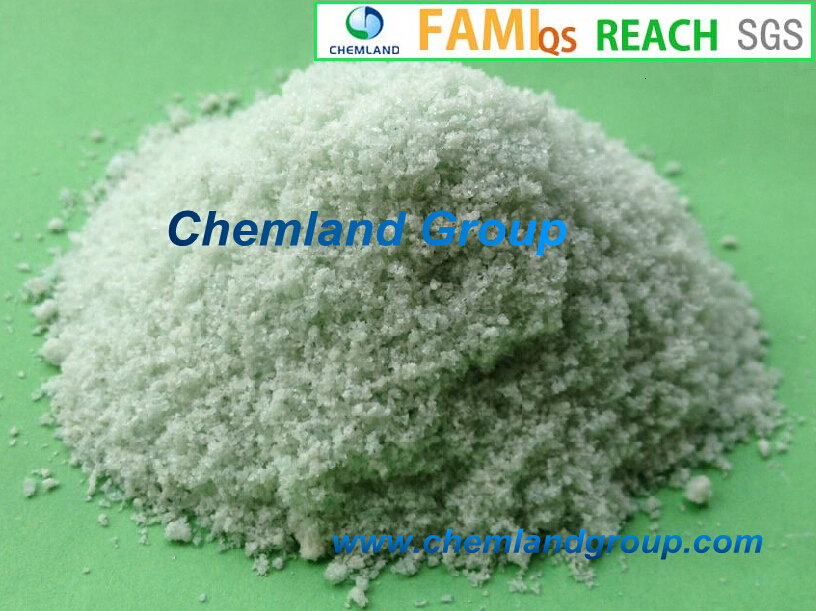 Water Treatment Product Ferrous Sulphate Heptahydrate