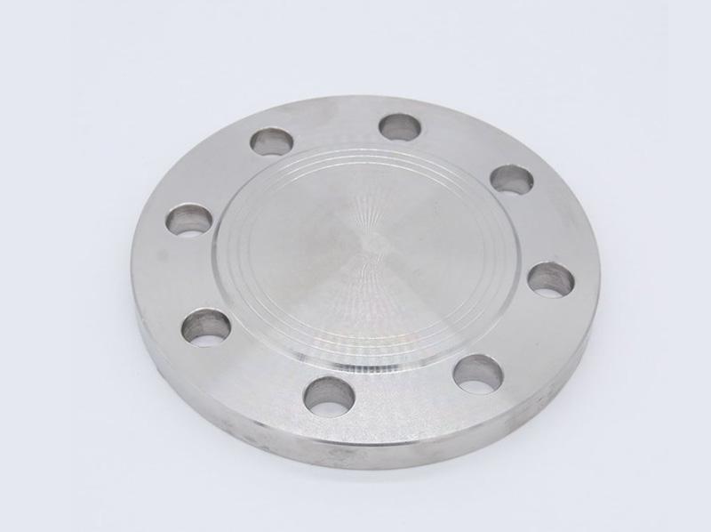 Brushing ASME Carbon Steel Blind Flange Supplier