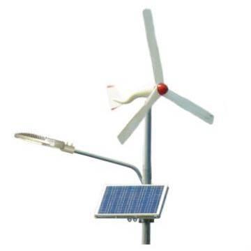60W High-power Wind-solar Energy Light, LED solar street lamp