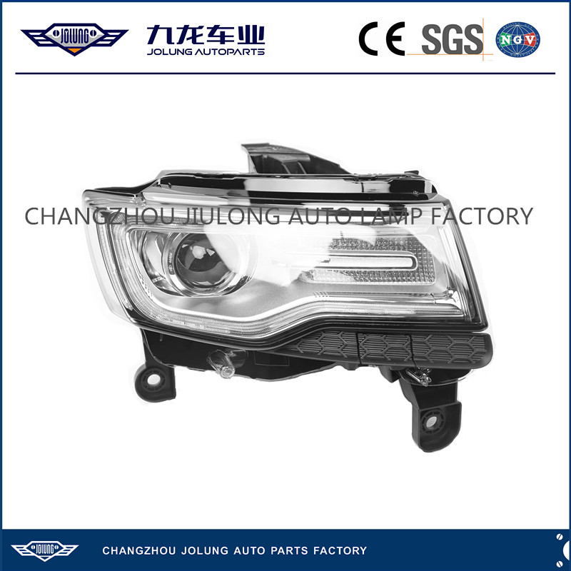 2014 Jeep Auto Lamp Grand Cherokee Head Lamp Headlight