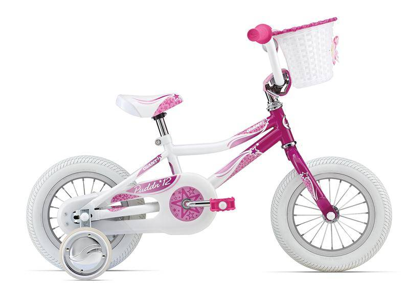 Giant Youth On-Road Lifestyle First Bike Lil Pudd'n Bicycle Bike