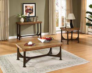 solid wood outdoor furniture coffee table set