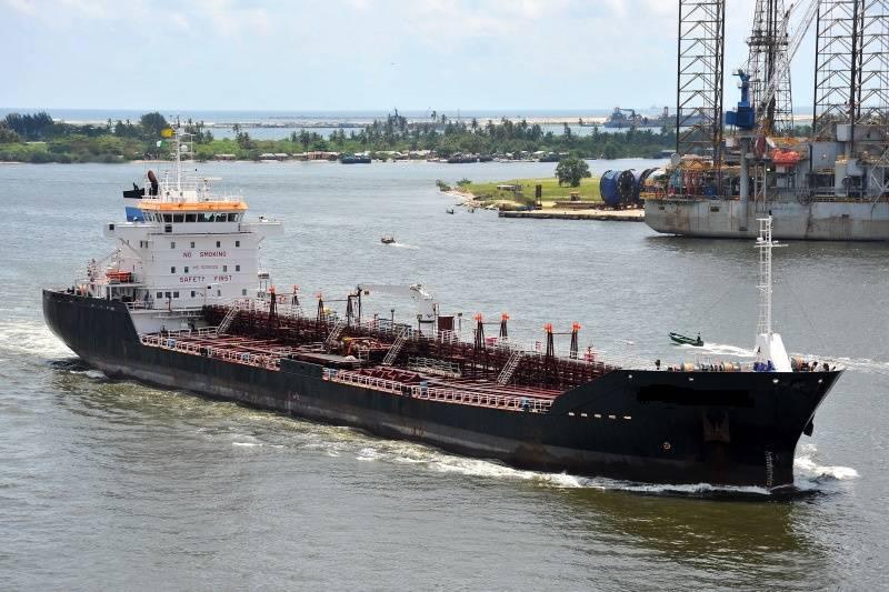 Oil Tanker, 12,681, DWT DOUBLE SIDE 2001 Ref C4191