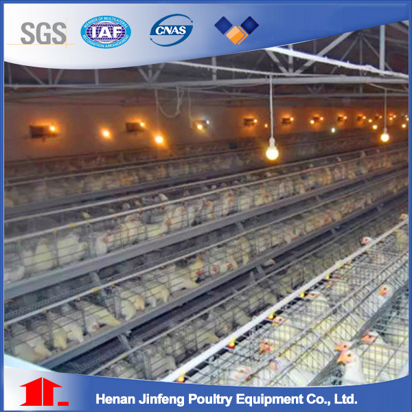 3,4,5,6tiers cage chicken cages for breeding