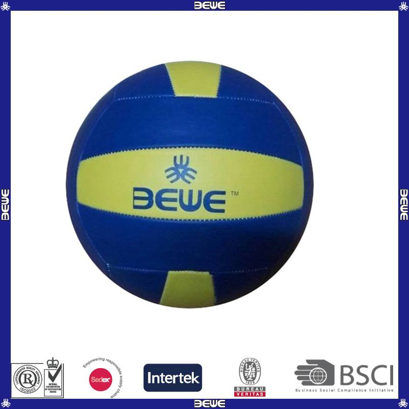 PVC leather cheap price volleyball ball