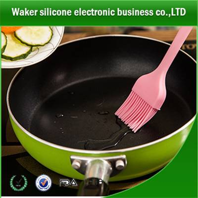 Silicone oil brush/bbq oil tool