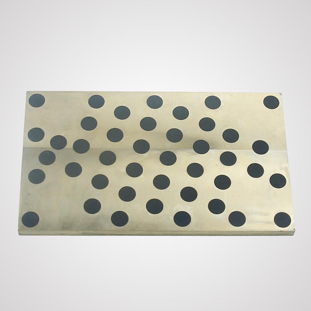 JSP oilless sliding plate