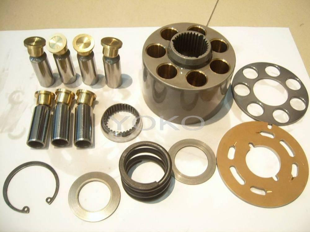 Kawasaki hydraulic piston pumps and spare parts