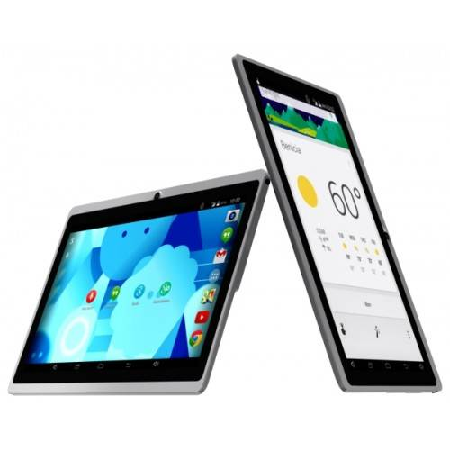 DOMO Slate X15 Quad Core 4GB Edition Android 4.4.2 KitKat Tablet PC with Bluetooth, Dual Camera, 3G