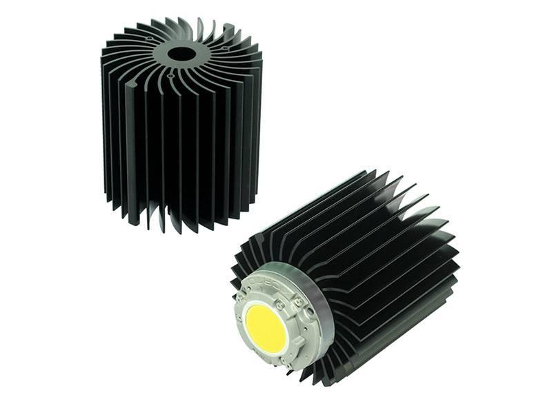 Xicato XSM LED module COB passive LED star heat sink ø70mm XSA-03-N-B
