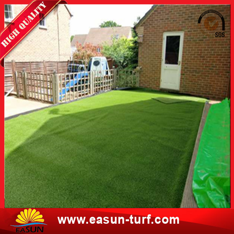 Synthetic turf artificial grass turf used for school playground garden-Donut