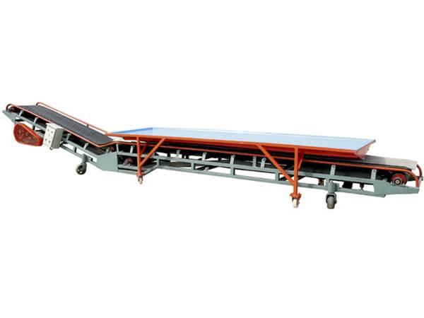 Truck Unloader Conveyor