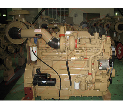 KTA19-P680 Water Pump Engine