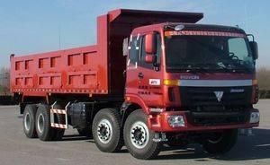 FOTON 8*4 dump truck/tipper