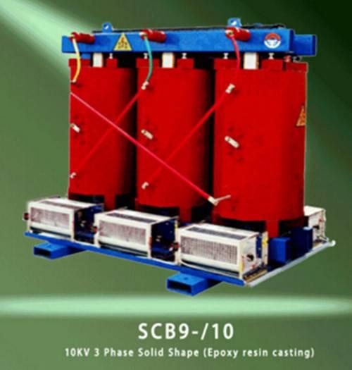11kV 13.8kv 35kV High Security Dry Type Power Transformer