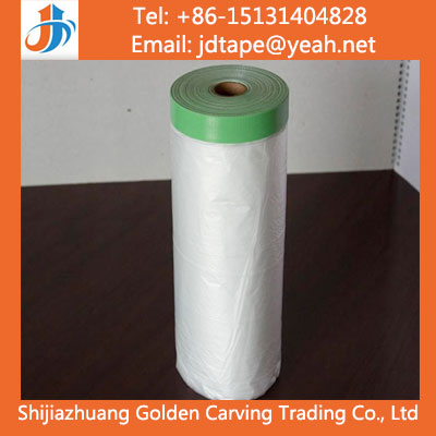 Outdoor Cloth Tape Masking Film Tape