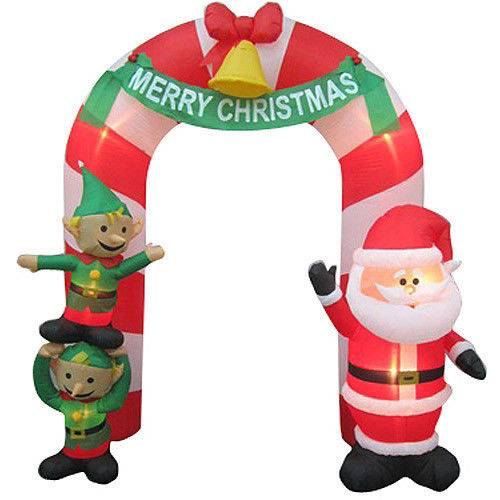 Chrismas Inflatable  Arch for Advertising