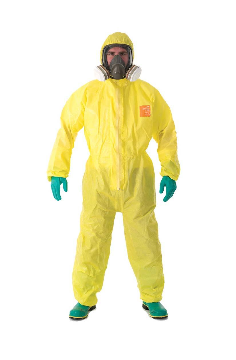Chemical protection coveralls/Safty Clothing