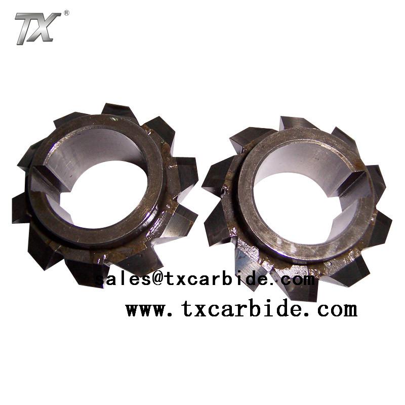 Non Standard Tungsten Carbide Mining Cutter