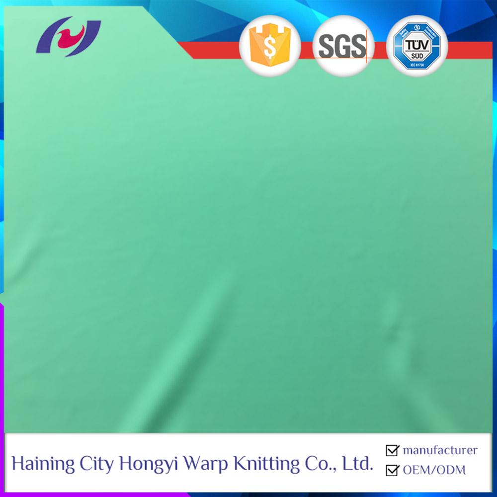 82 Polyester 18 Spandex Elastic Fabric Matt Leggings Swimwear Fabric