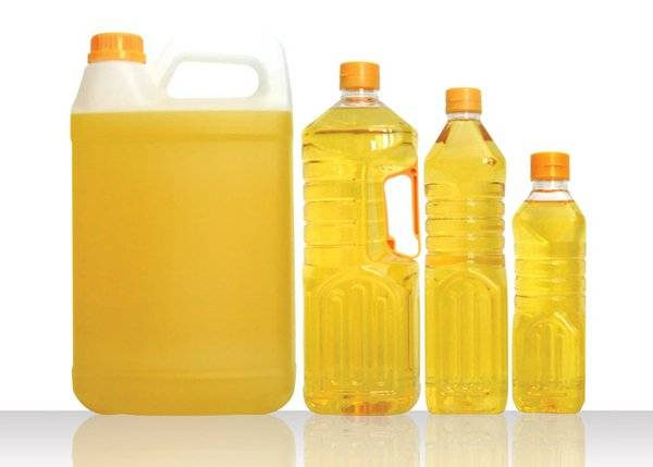 Sunflower oil  Origin: Ukraine