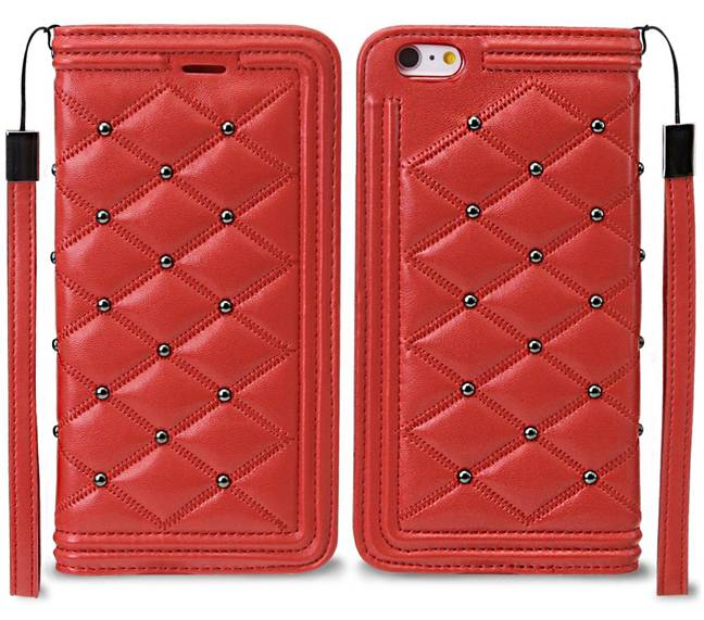IP6S924 Luxury Leather Case for iPhone 6/6s