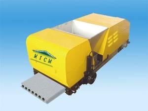 Precast Concrete Lightweight Wall Panel Extrusion Machine