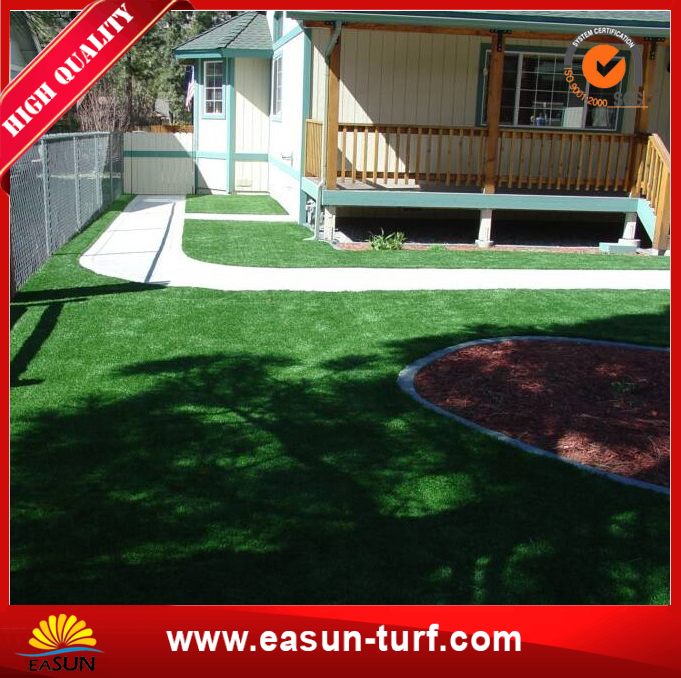 Cheap Artificial Fake Grass Carpet for Garden-MY