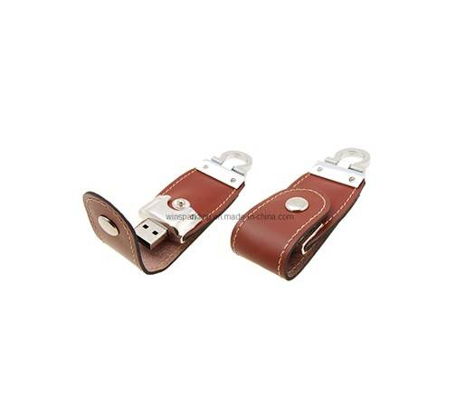 Leather USB Flash Disk (WS-C001)