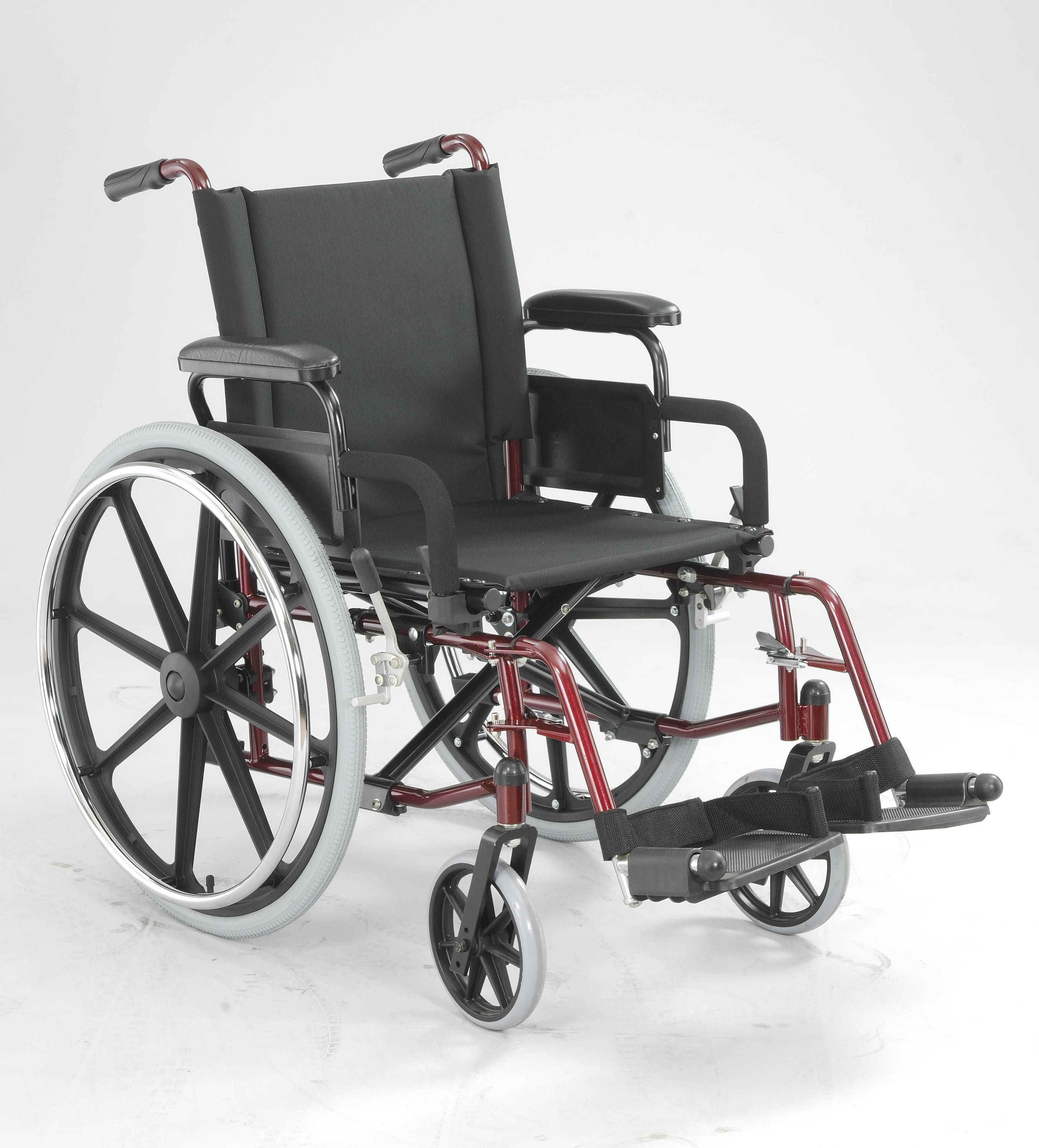 Standard Steel Wheelchair GMP-4DCR