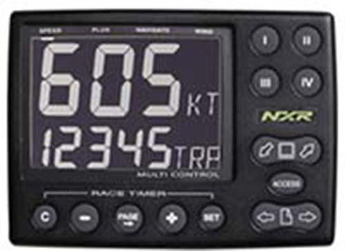 Garmin NXR Multi-control Display, Inverted LCD
