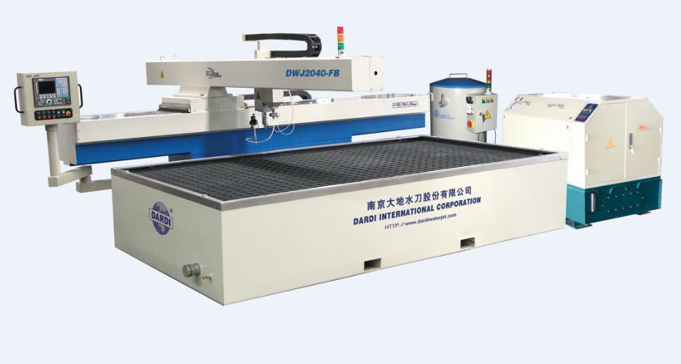 Dardi Waterjet Cutting Machine DWJ2040-FB/C40T