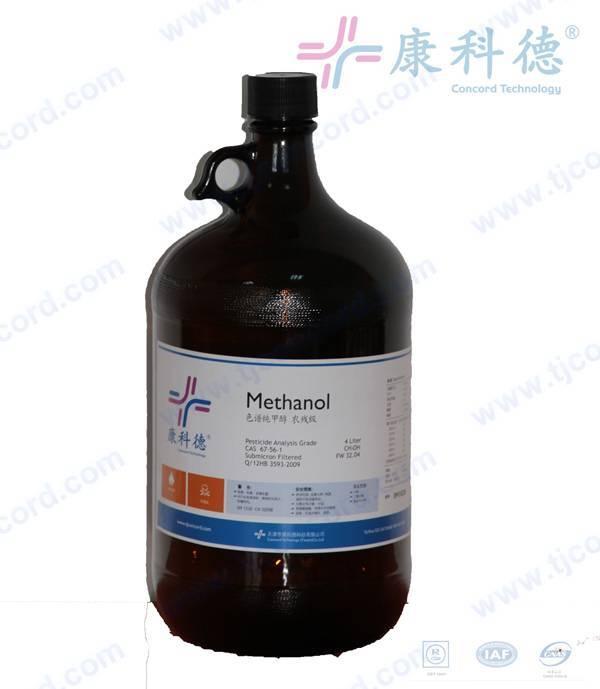 Gradient Grade Methanol for HPLC